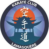 Logo Karate Club Lamasquere